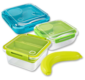 ROTHO SWISS DESIGN Bananentransport- oder Lunchbox