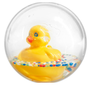 FISHER PRICE Baby-Entchenball