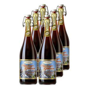 Meistersinger Nürnberger Glühwein g.g.A. 10,0% vol 6 x 0,75 Liter