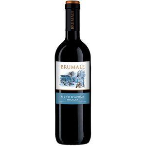 Brumale Nero d`Avola Sicilia DOC 13,0 % vol 0,75 Liter