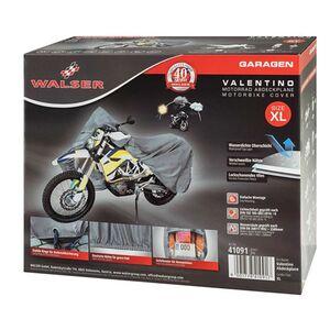 Motorradgarage Enduro Größe XL PVC - 255 x 110 x 135 cm
