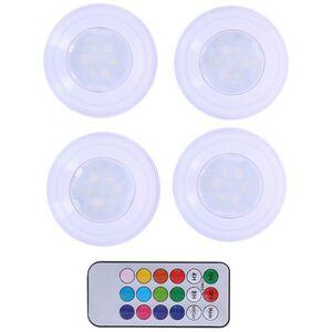 Grundig kabelloses LED Lampen-Set mit Farbwechsel