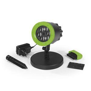BMG LED-Motivstrahler 7,5W schwarz/grün