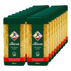 Riesa Schlemmerliebling Makkaroni-Chips 500 g, 18er Pack
