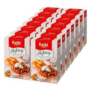 Kathi Hefeteig 400 g, 14er Pack