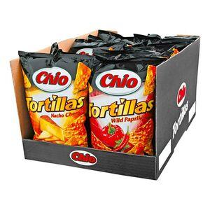 Chio Tortillas 125 g, verschiedene Sorten, 10er Pack