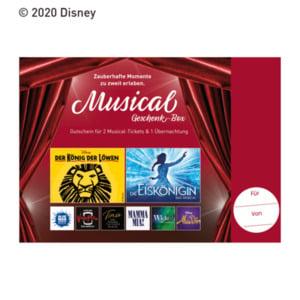 Stage Musical Geschenk-Box