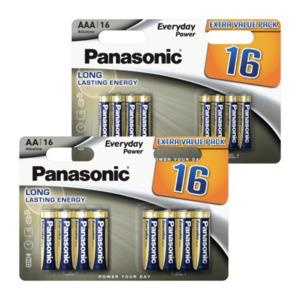 Panasonic Everyday Power Batterien