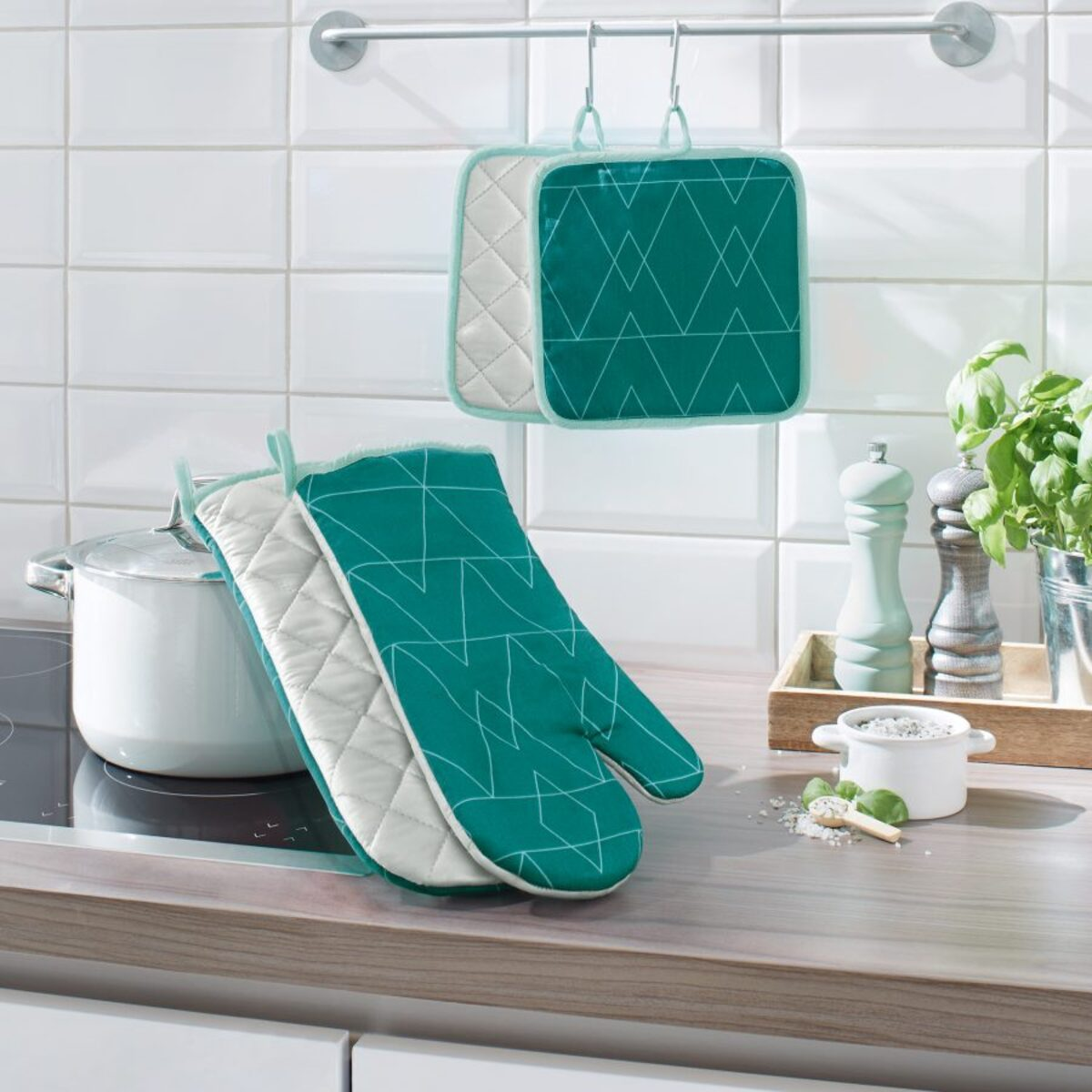 Bild 5 von HOME CREATION Küchen-Set