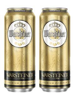 Warsteiner Pils/ Brewers Gold