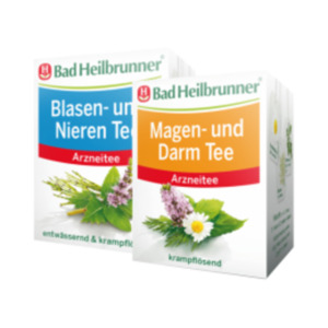 Bad Heilbrunner Arzneitee-Mischungen