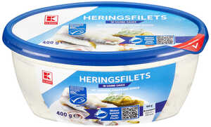 K-CLASSIC  Heringsfilets in Sauce
