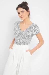 Shirt mit Animal-Muster