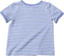Bild 2 von ALANA Kinder Shirt, Gr. 98, in Bio-Baumwolle, blau, weiß