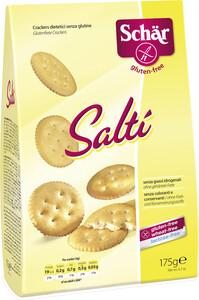 Schär Salti Salzgebäck glutenfrei 175 g