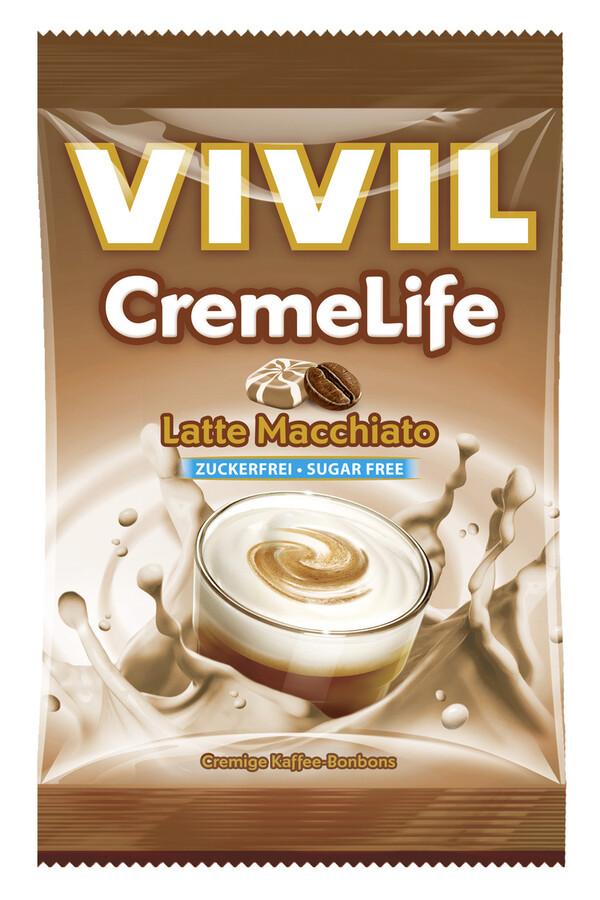 Vivil CremeLife Latte Macchiato zuckerfrei 110 g