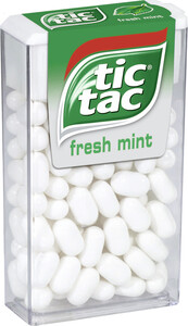 tic tac Fresh Mint 100er Box 49 g