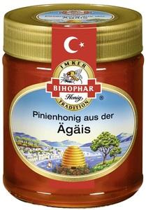 Bihophar Pinienhonig aus der Ägäis 500 g