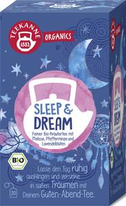 Teekanne Bio Organics Sleep & Dream 20x 1,7 g