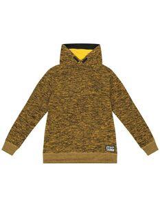 Jungen Sweatshirt aus Fleece mit Tube Collar