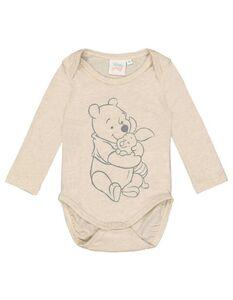 Newborn Body mit Winnie-Puuh Motiv