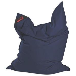 Carryhome Sitzsack blau , BIG Foot Scuba , Textil , 380 L , 170 cm , Indoor, Outdoor , 003354046106