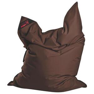 Carryhome Sitzsack braun , BIG Foot Scuba , Textil , 380 L , 170 cm , Indoor, Outdoor , 003354046116