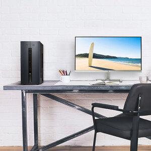HP 27 Zoll/FHD Monitor (27fw)