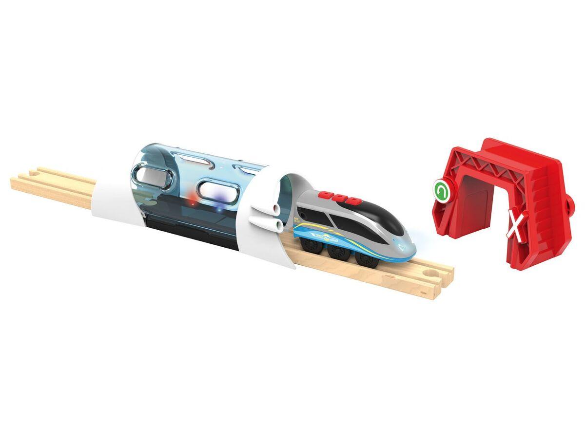 Bild 2 von PLAYTIVE® Holz RFID Bahn