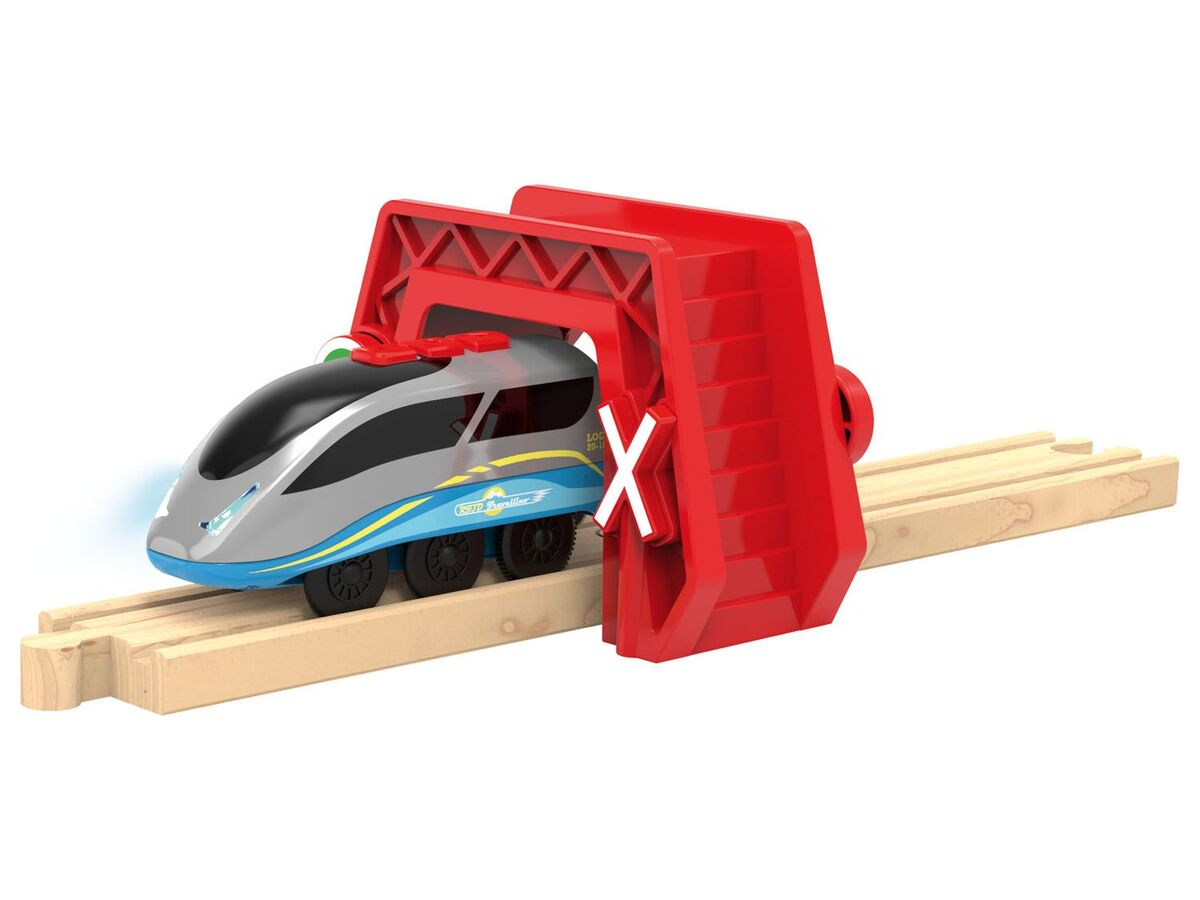 Bild 3 von PLAYTIVE® Holz RFID Bahn