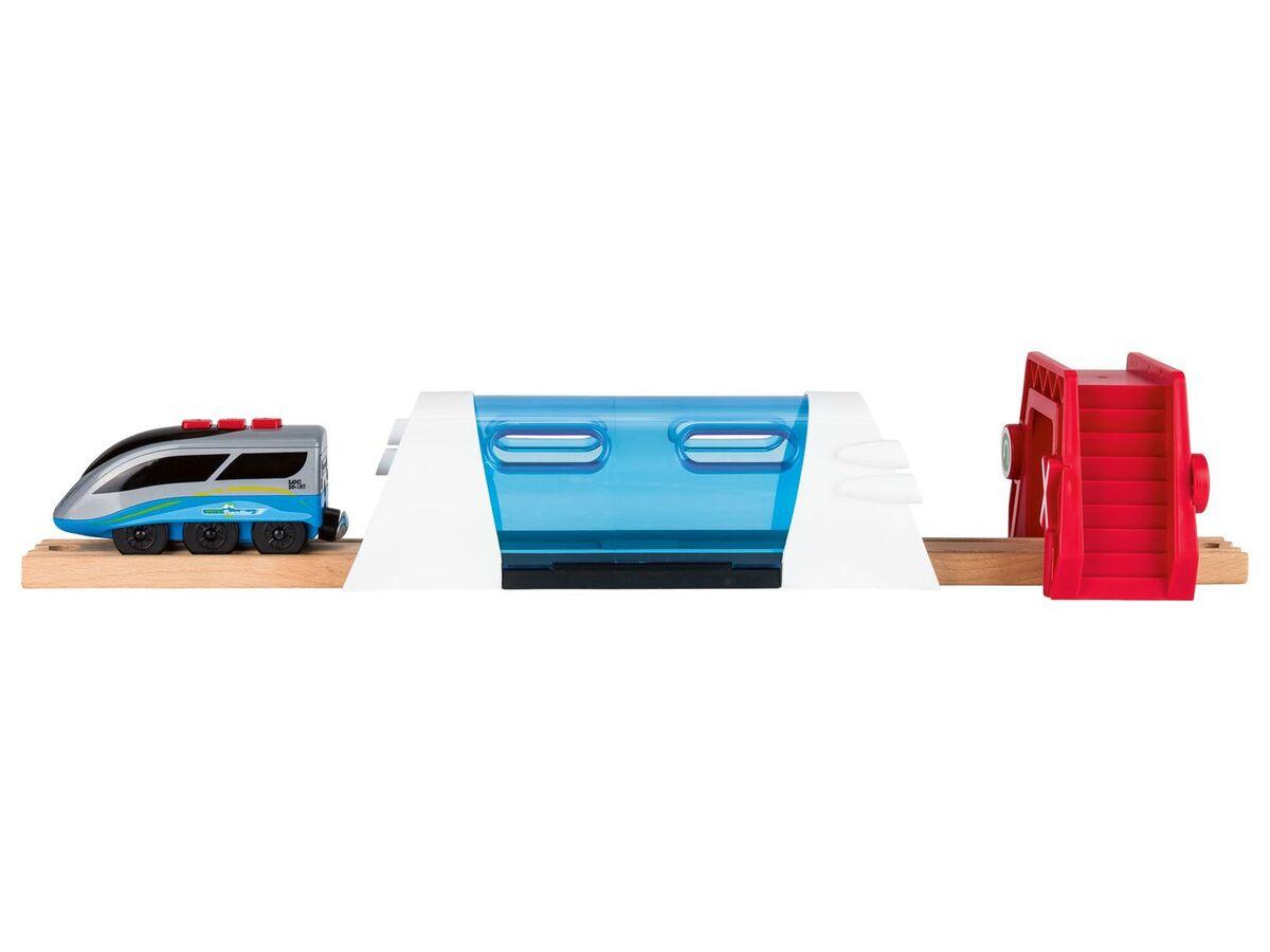 Bild 4 von PLAYTIVE® Holz RFID Bahn