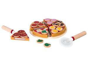 PLAYTIVE® Kinder Pizza-Set
