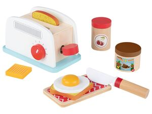 PLAYTIVE® Kinder Toaster-Set