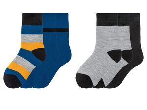 PEPPERTS® Kinder Socken Jungen, 3 Paar
