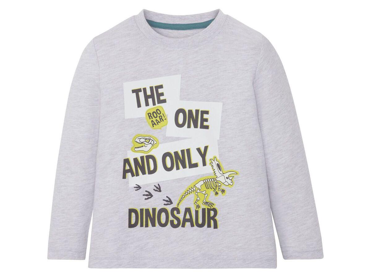 Bild 3 von LUPILU® Kleinkinder Pyjama Jungen, mit Baumwolle