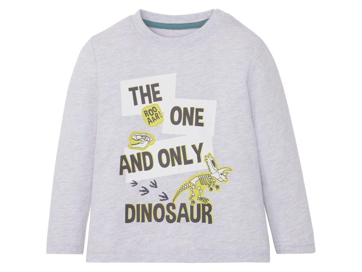 Bild 4 von LUPILU® Kleinkinder Pyjama Jungen, mit Baumwolle