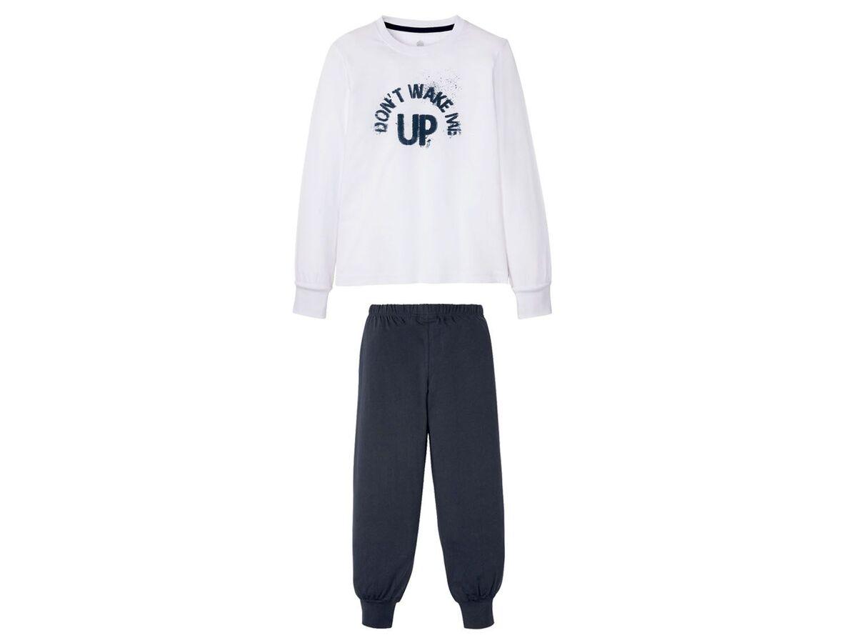 Bild 2 von PEPPERTS® Kinder Pyjama Jungen, mit Baumwolle