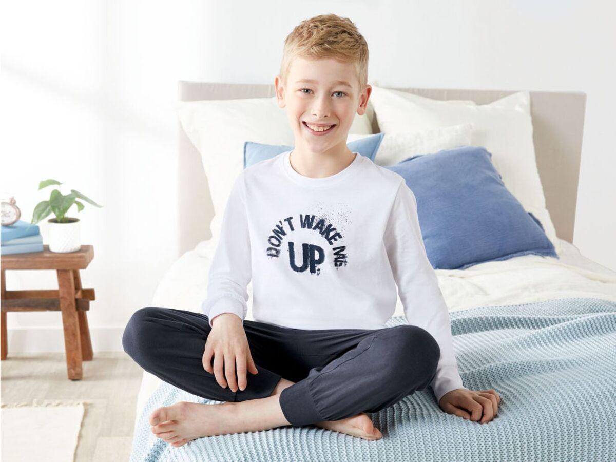 Bild 3 von PEPPERTS® Kinder Pyjama Jungen, mit Baumwolle