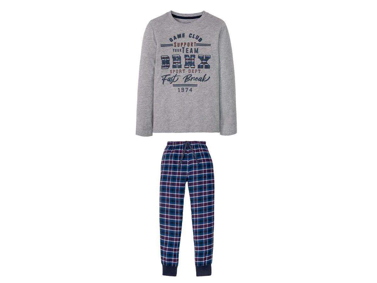 Bild 2 von PEPPERTS® Kinder Pyjama Jungen, mit elastischem Bund