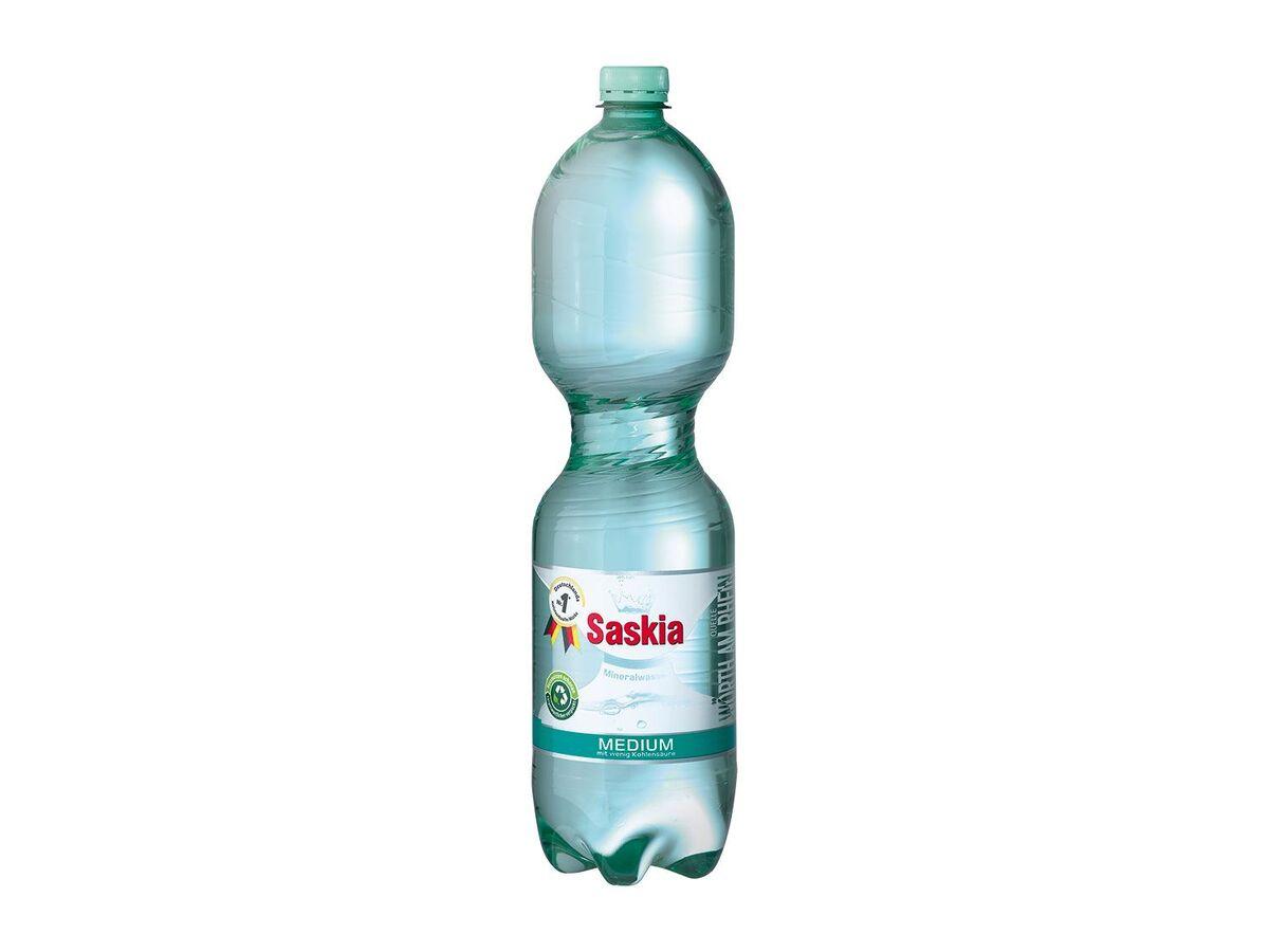 Bild 3 von Saskia Mineralwasser Medium