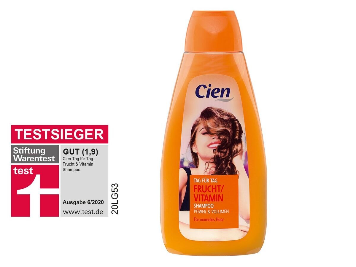 Bild 1 von Tag für Tag Shampoo