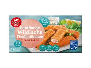 MSC Wildlachsfischstäbchen