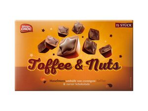 Toffee & Nuts