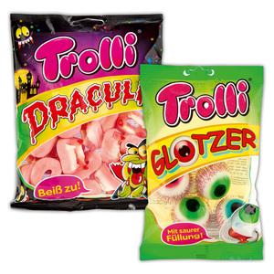 Trolli Halloween-Fruchtgummis
