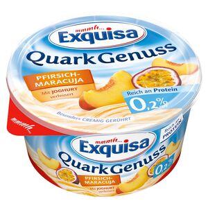 Exquisa Quarkzubereitung, 0,2 % Fett 500 g