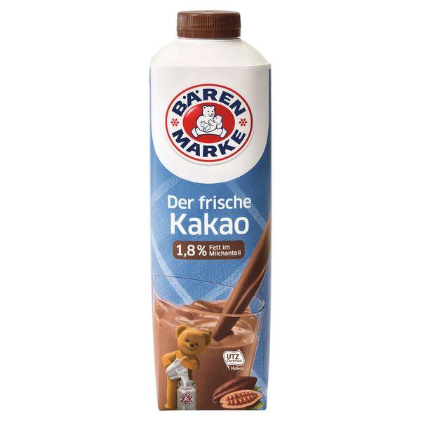 Bärenmarke Frischer Kakao 1 l