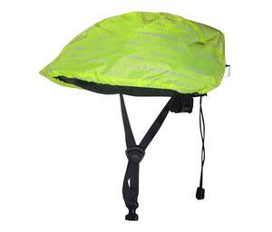 Fahrradhelm-Regenüberzug