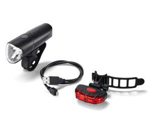 Fahrrad-Beleuchtungs-Set