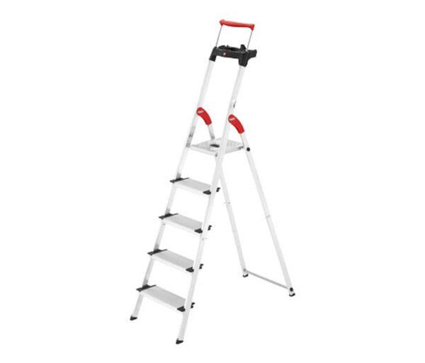 Hailo-Leiter, 5 Stufen
