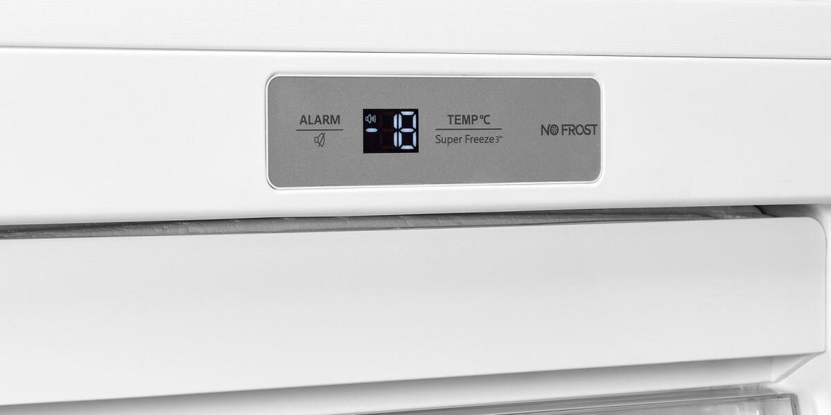 Bild 4 von Exquisit Gefrierschrank mit NoFrost GS 231-1 NF Weiß